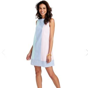 Women's Vineyard Vines Seersucker Shift Dress